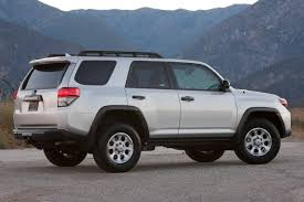 used 2013 toyota 4runner suv pricing for sale edmunds