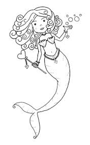 draw mermaid step step kid u0027s tutorial kids