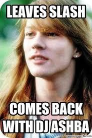 Axl Rose Meme - rose meme