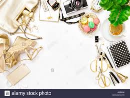 Feminine Desk Accessories by Feminine Office Accessories 25 Best Ideas About Gold Office