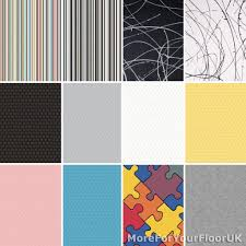 bright coloured vinyl flooring roll quality lino modern look