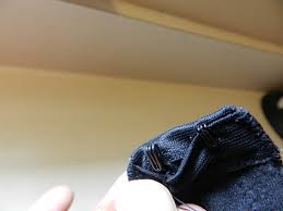 how to repair damaged hooks on a bra strap sew sew neat