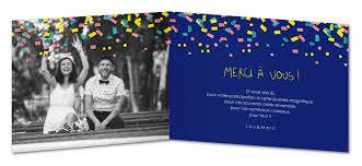 remerciement mariage original remerciement mariage original coloré planet cards