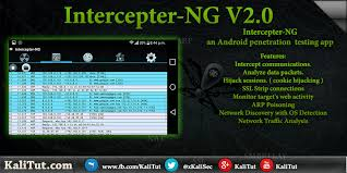 android network toolkit intercepter ng kalitut tutorial