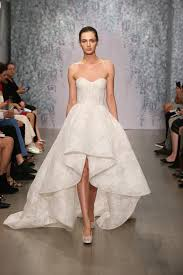 wedding dress nyc best of bridal fashion week lhuillier wedding dress