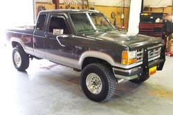 1990 ford ranger kits ranger65377 1990 ford ranger regular cab specs photos