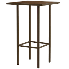aden modern bar table by amisco collectic home
