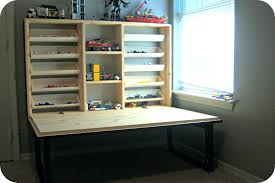 craft cabinet with drop down table table designs
