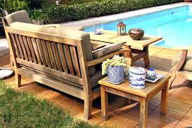 patio furniture wood types programare club