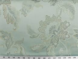 Drapery And Upholstery Fabric Drapery Upholstery Fabric Jacquard Floral Ivory Gold Beige