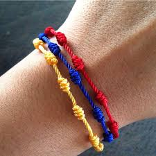string knots bracelet images Fresh idea colombian bracelet colombia colors string zoom flag jpg