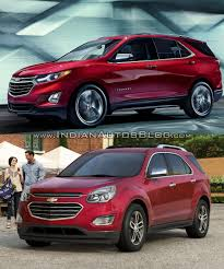 chevy equinox 2018 chevrolet equinox vs 2016 chevrolet equinox images