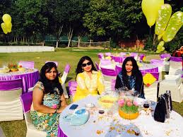 themes for kitty parties in india basant panchami theme party great fun