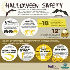halloween safety tips and tricks infographic safety fall dangers