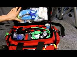 kemp professional ems bag perfect solution for a prepper medical