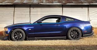 Black 2011 Mustang Gt Kona Blue 2011 Ford Mustang Gt Rtr Coupe Mustangattitude Com