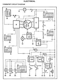 yamaha blaster stator wiring diagram yamaha blaster electrical