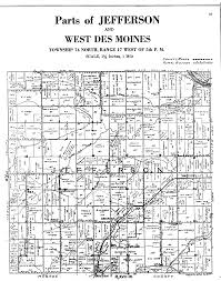 plat maps 1920 plat maps mahaska county of iowa