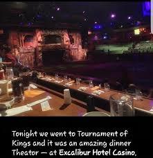 Excalibur Hotel Front Desk Phone Number Tournament Of Kings Las Vegas The Strip Menu Prices