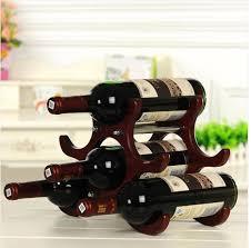 wooden wine racks 6 bottle wine rack modern wine rack buytra com