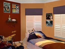 Bedroom Color Ideas For Teenage Boys Home Design Teenage Boy Bedroom Decor Ideas Teen Room Inside 79