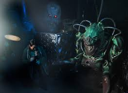 halloween haunted house attractions erebus haunted house in michigan is one of the world u0027s largest