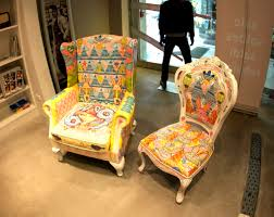 painted chairs images hand painted chairs for adidas thailand creative eye pinterest