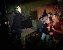 search halloween horror nights journeying inside halloween horror nights hollywood freddy vs
