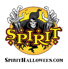 the halloween store spirit press room u003e logos u0026 photos spirithalloween com