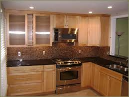 Light Birch Kitchen Cabinets Home Improvements Refference Modern Birch Kitchen Cabinets