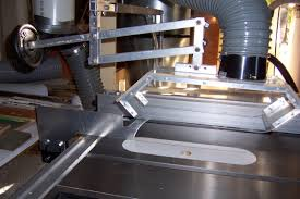 Table Saw Dust Collection by Need Design For Drop Down Dust Collection For Unisaw