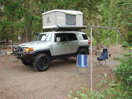 Fj Cruiser Roof Rack Oem by Roof Load On Fj Cruiser Expedition Portal