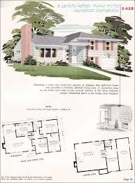 multi level home floor plans 1950s house floor plans fresh 1950s home designs split level