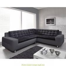 canape angle bi matiere merveilleux canapé d angle bi matière capitonné avec pieds chromés
