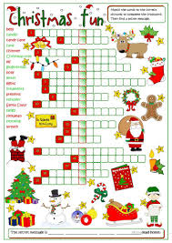 785 free esl christmas worksheets