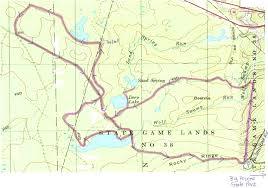 Appalachian Trail Map Pennsylvania by Gone Hikin U0027 Wolf Swamp And Deep Lake In Sgl 38 Pa