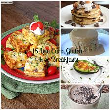 15 gluten free low carb u0026 diabetic friendly breakfast recipes