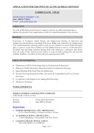 Civil Draughtsman Resume Sample by Professional Resume Draftsman