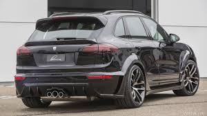 cayenne porsche black 2016 lumma design clr 558 gt r based on porsche cayenne black