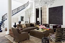 leopard decor for living room 16 ways to decorate with animal prints photos architectural digest
