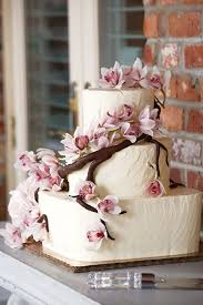 wedding cake cherry blossom design beautiful cherry blossom cake