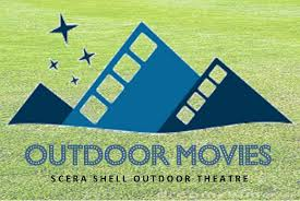 outdoor movies scera shell outdoor theatre