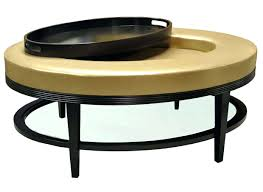 coffee tables splendid leather ottoman coffee table hand