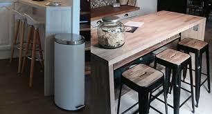 meuble table bar cuisine meuble cuisine table gallery of table haute de cuisine luros with