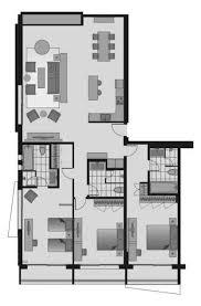 three bedroom apartments floor plans shama sukhumvit bangkok three bedroom apartment deluxe