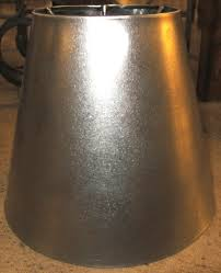 metal lamp shades made of steel in custom sizes shapes and