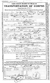 Ohio Power Of Attorney by Warren County Ohio Civil War Soldiers