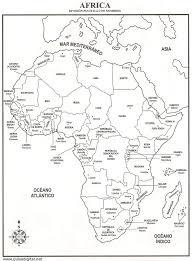 mapa de africa africa división política con nombres pulsodigital04 flickr