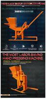 desain baru manual harga mesin pembuatan batu bata interlocking