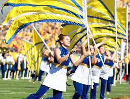 Cheerleader Flags Photo Gallery Cheerleaders U0026 The Pride Of West Virginia U2013 Wvu